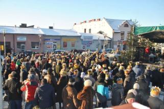 Święto Trzech Króli wspólnie świętowało liczne grono mieszkańców miasta. ARCH